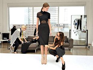 Victoria Beckham Fashion Designer