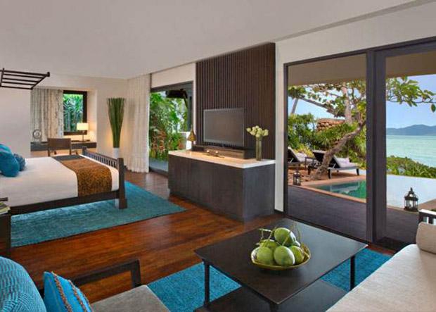 Beachfront Pool Suite - ห้องพัก - สระน้ำส่วนตัว