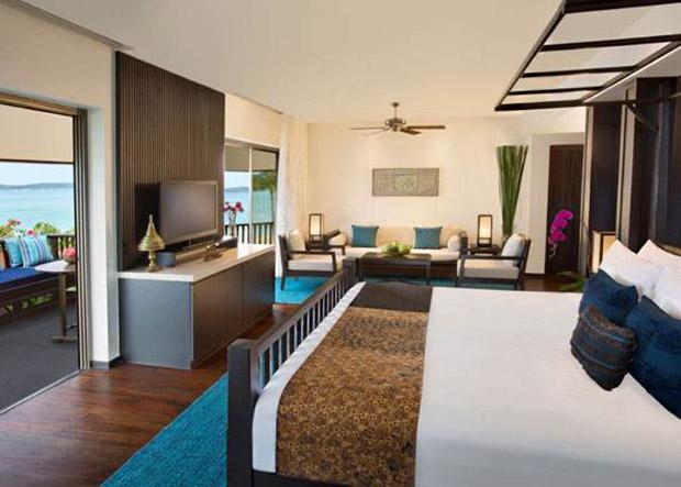 ห้องพัก โรงแรม