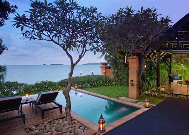 Beachfront Pool Suite - ห้องพัก