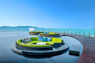 Hotel, Resort