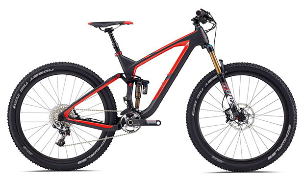 Mountain Bike - Mount Vision Carbon XM Pro