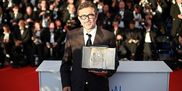 Nuri Bilge Ceylan - Director of Winter Sleep - Golden Palm - Cannes 2014