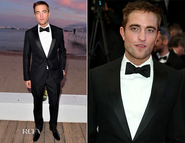 Robert Pattinson - Cannes Film Festival 2014