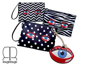 Rouge Rouge Eye Lips Clutch Collection