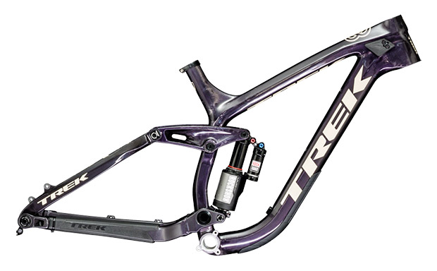 Mountain Bike - Trek Session Park Frameset