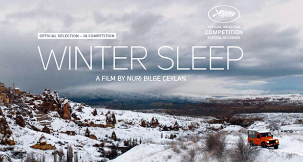 Winter Sleep - Golden Palm - Cannes 2014