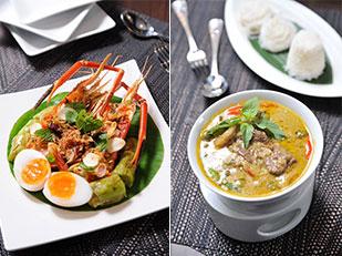 ร้านอาหารไทย Palm Cuisine