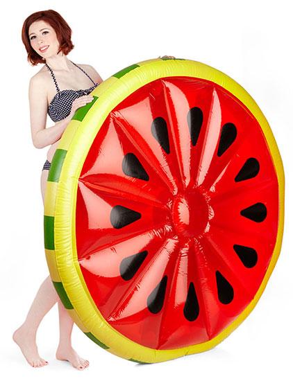 ห่วงยางแตงโม
