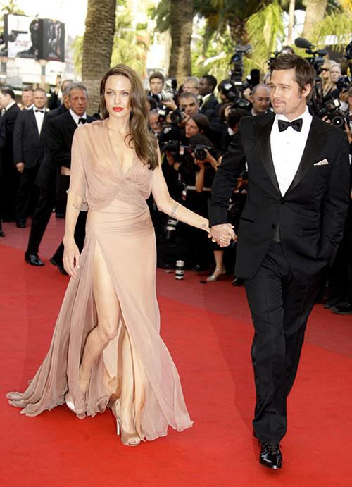 Angelina Jolie, Brad Pitt - Cannes