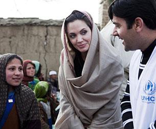 Angelina Jolie - UNHCR