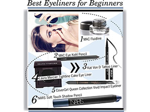 Best Eyeliners for Beginners by kusja