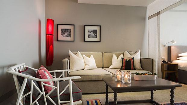 Deluxe Suite - Sala Lanna Hotel