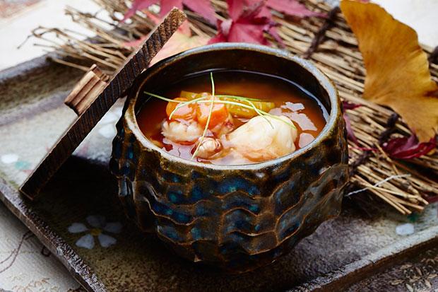 Lobster Chawanmushi