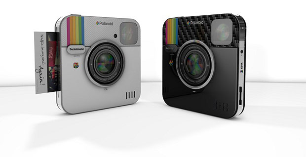 Instagram Polaroid Gadget