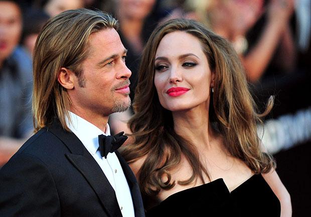 Jolie, Pitt