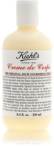 Kiehl's Creme de Corps Light Weight Body Lotion