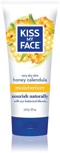 ครีมบำรุงผิว Kiss My Face Ultra Moisturizer (Honey calendula)