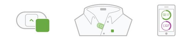 Lumo Lift - Sensor - วิธีใช้ - App