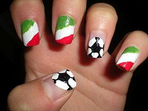 Nail World Cup อิตาลี