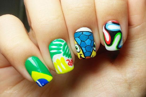 Nail World Cup 2014