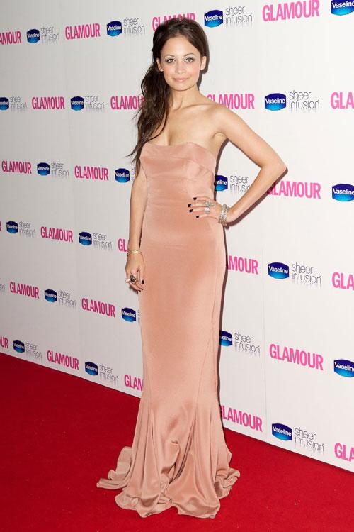 Nicole Richie - Glamour Awards