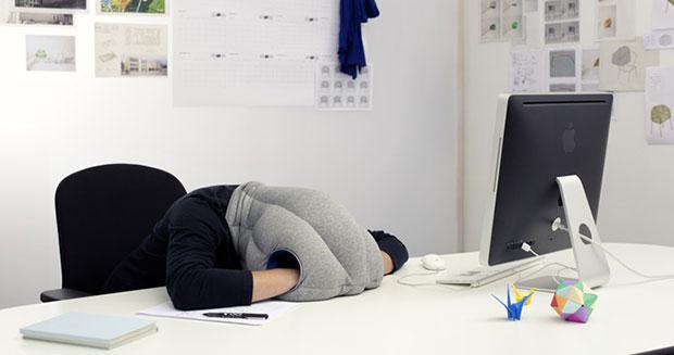 Ostrich Pillow หมอน