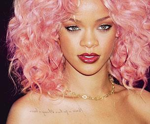 Pastel Hair - Rihanna