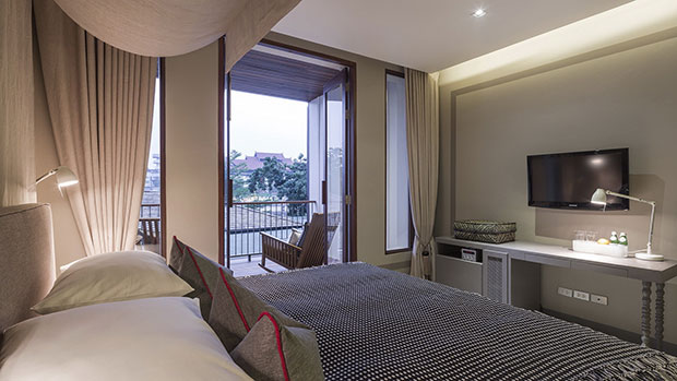 River View Superior Balcony - Sala Lanna Hotel