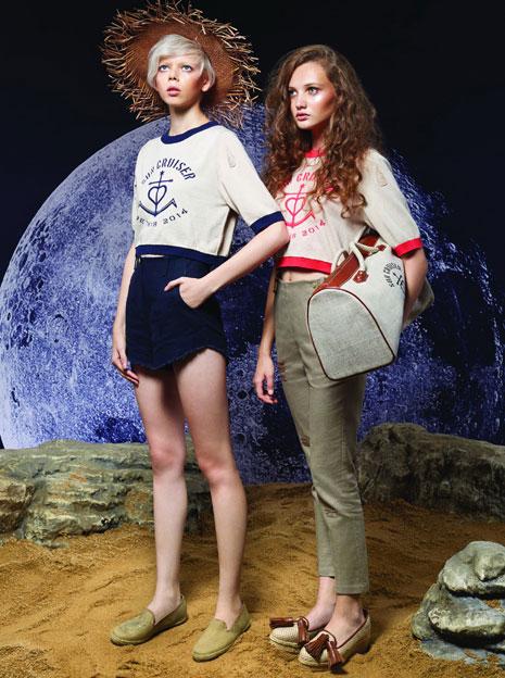 Spring / Summer 2014 - Star Travellers