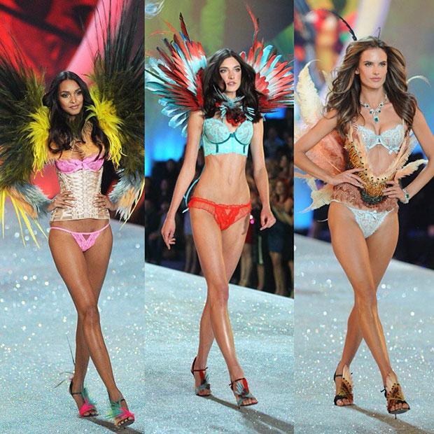 Victoria's Secret - Birds of Paradise