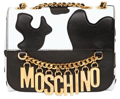 กระเป๋าหนัง MOSCHINO