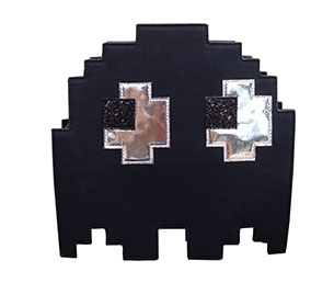 กระเป๋า PACMAN Black Dark