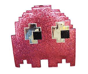 กระเป๋า PACMAN Pinky Glitter