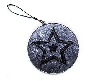 กระเป๋า STAR sliver glitter