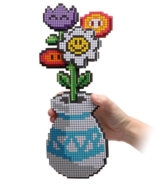 ดอกไม้ พิกเซล