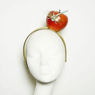 ที่คาดผมแอปเปิ้ล
