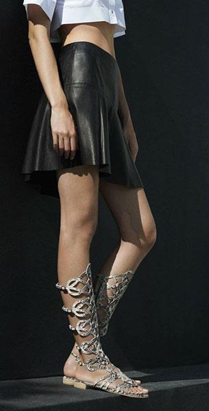 รองเท้าแฟชั่น Gladiator