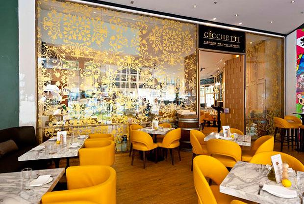 ร้านอาหาร Cicchetti Bangkok