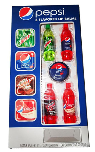 ลิปบาล์ม Pepsi, Mountain Dew