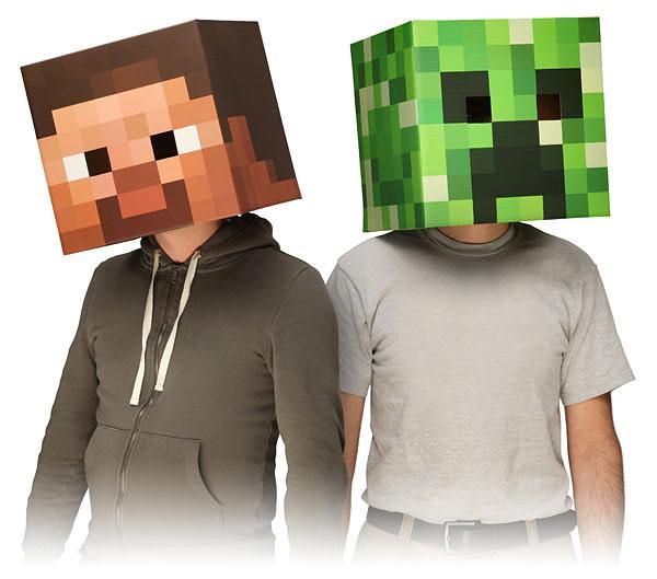 หน้ากาก Minecraft