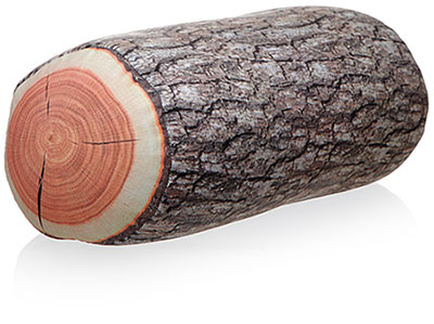หมอนขอนไม้