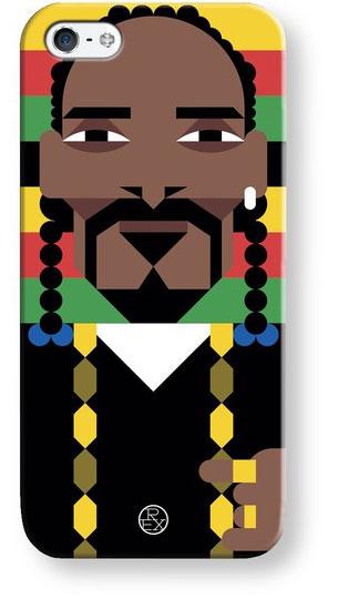 เคสไอโฟน Snoop Dog