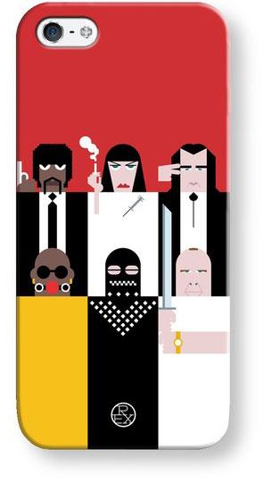 เคส iPhone Pulp Fiction