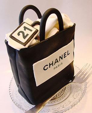 เค้ก Chanel