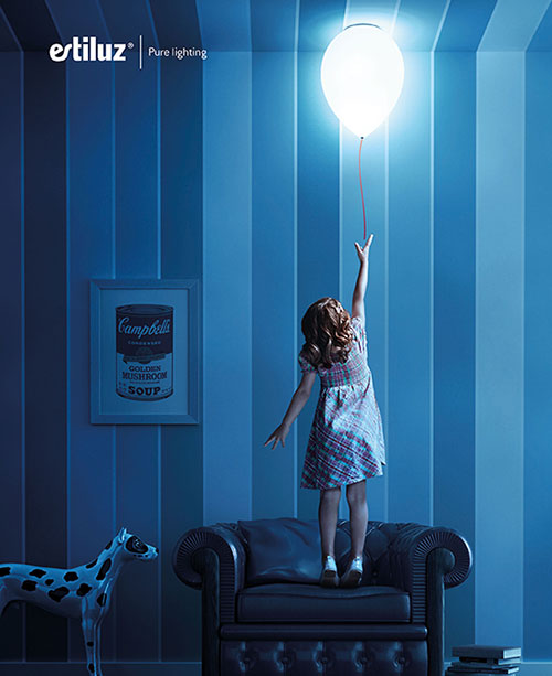 โคมไฟลูกโป่ง