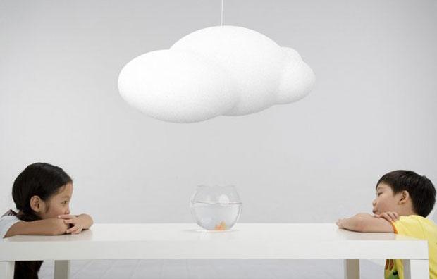 โคมไฟ เมฆ