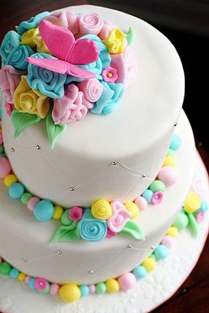 Cake Pastel