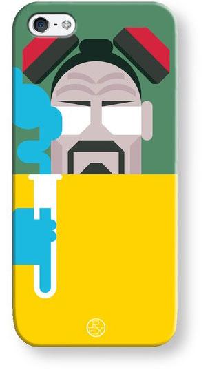 Case iPhone Heisenberg Breaking Bad