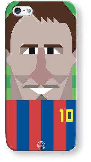 Case iPhone Messi
